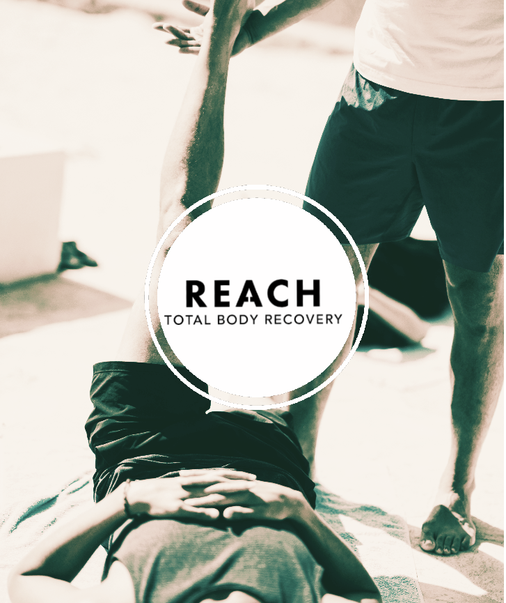 """Happy New Year, from Reach """"Total Body Recovery"""""""