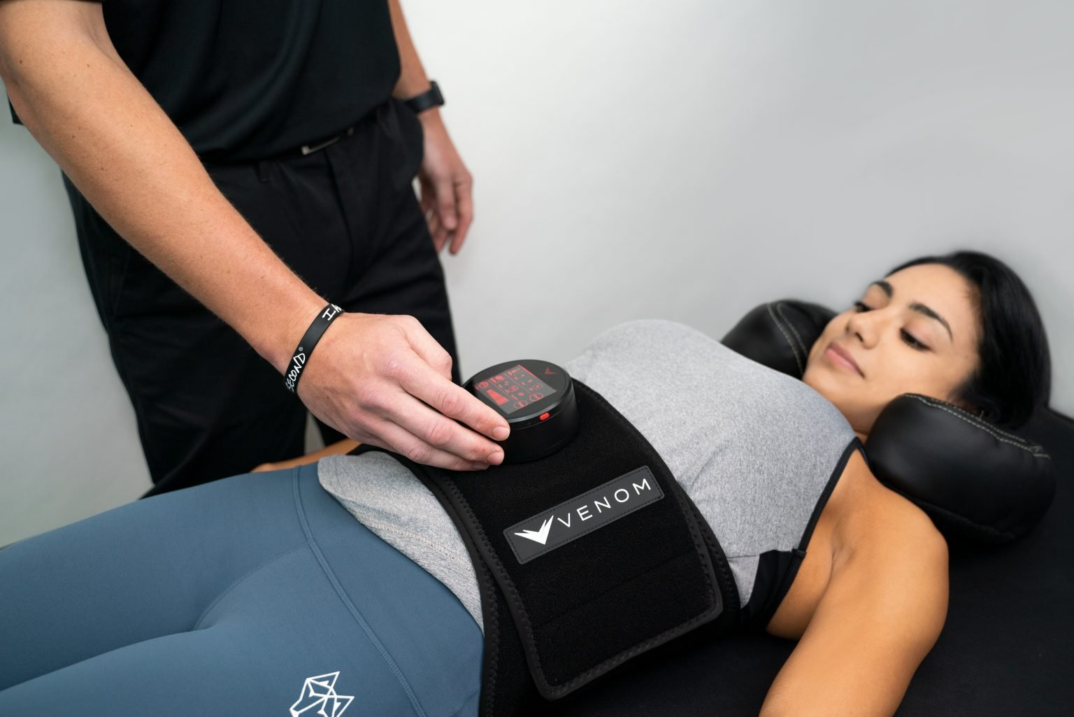 heat and vibration therapy