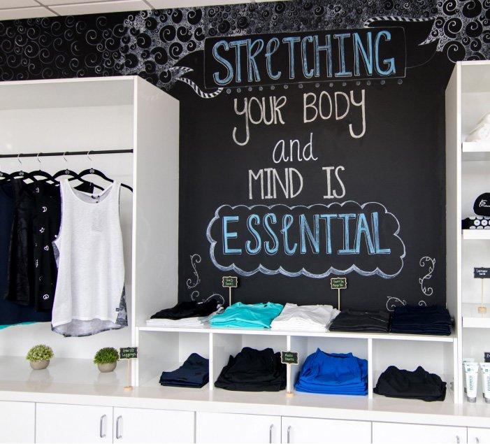 reach stretch studio merchandise