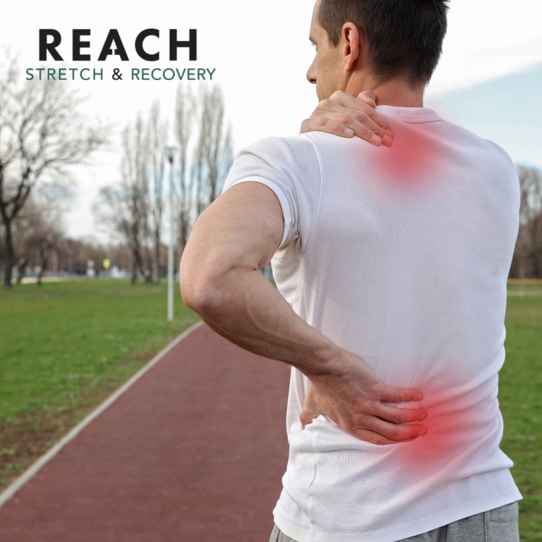 Best Stretches for Back, Shoulders, and Neck. Reach Stretch & Recovery